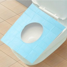 Disposable Toilet Seat Covers, Travel Toilet Seat Cover, Waterproof, Pack of 10