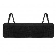 Car Seat Back Organizer, Car Mesh Storage Accessories, Black