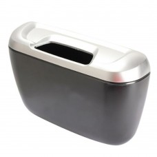 Car Trash Can, Hanging Vehicle Garbage Bin