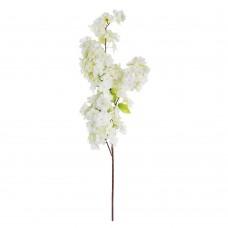 "40"" Artificial Silk Cherry Blossom Branches, Home Decorative Flower Arrangement, Wedding Table Centerpiece (Cream White)"