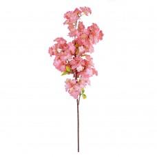 """40"""" Artificial Silk Cherry Blossom Branches, Home Decorative Flower Arrangement, Wedding Table Centerpiece (Dark Pink)"""