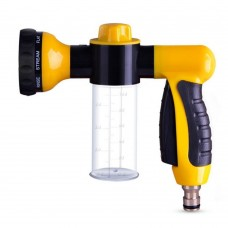 Car Wash Nozzle with Soap Dispenser, Foam Clean Gun