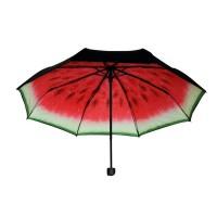 Watermelon Folding Compact Umbrella