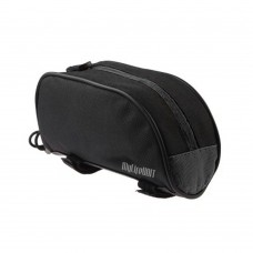 Bicycle Handlebar Bag Small, Bicycle Front Bag for Outdoor Activities, Cycling Bike Zipper Bag, Black