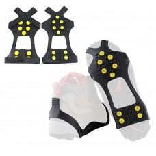 Walk Traction Cleats, Non-slip Grip Spikes for Walking Hiking