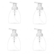 Foaming Soap Dispensers, Foaming Pump, Foam bottles, Pack of 4