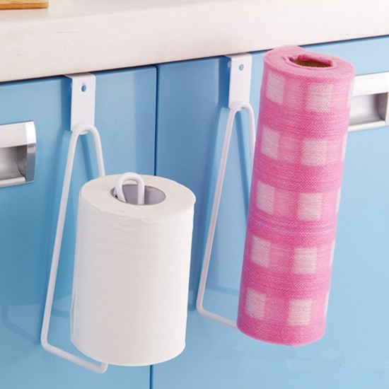 MyLifeUNIT: Toilet Paper Holder, Paper Roll Holder Over The Tank for ...