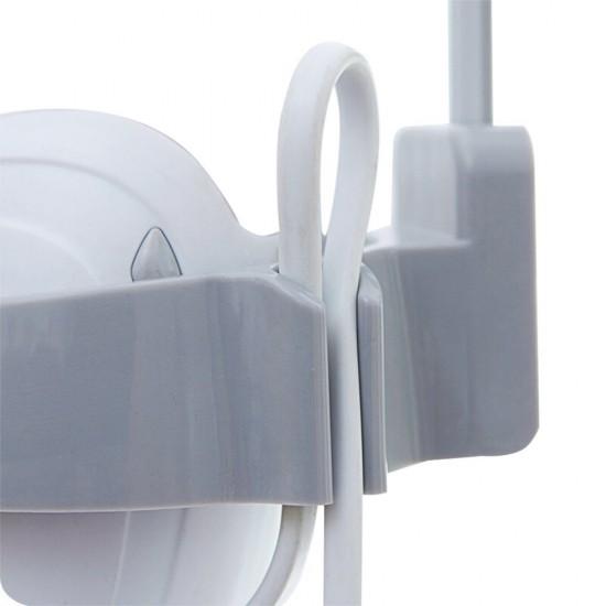 Sensational Mylifeunit Hair Dryer Holder Over Cabinet Hair Dryer Interior Design Ideas Ghosoteloinfo