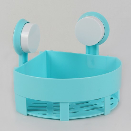 MyLifeUNIT: Waterproof Suction Cup Corner Shower Caddy Shower Shelf ...