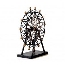 Decorative Vintage Ferris Wheel - London Eye, Tin Metal Home Decor