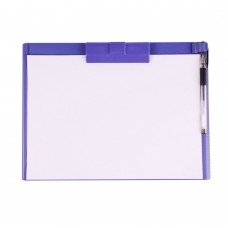 A4 Size Clipboard, High Quality Engineering Plastic Clip Board with Pen Holder