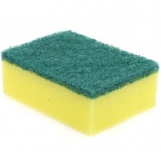 Heavy Duty Scrub Sponge, 5-Pack