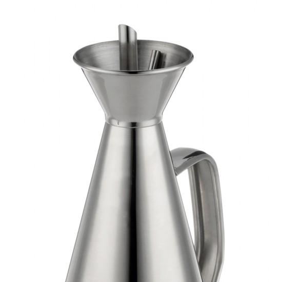 mylifeunit leak proof olive oil dispenser stainless steel oil dispenser bottle 16 oz. Black Bedroom Furniture Sets. Home Design Ideas