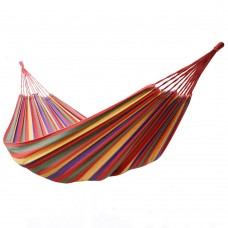 Multi-color Canvas Hammock, 2m x 1.5m