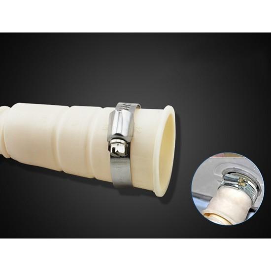 washing machine discharge hose extension kit