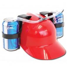 Drinking Hat, Beer and Soda Helmet