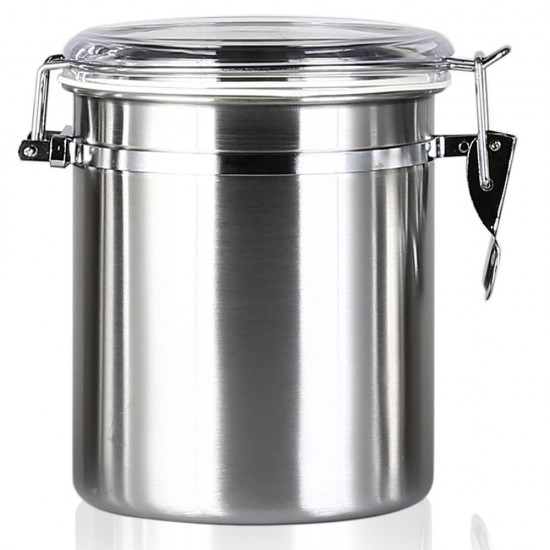 Airtight Stainless Steel Cabinet ~ Mylifeunit airtight stainless steel canister sets with