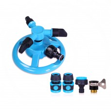 Automatic Garden Lawn Impulse Sprinkler 360 Degree Rotation