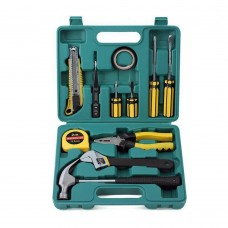 12 Piece Tool Kit, Auto Repair Tools Set of Industrial Level Vehicle Maintenance Kit