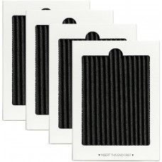 Refrigerator Carbon Air Filter, Replacement Fridge Air Filter Fit with Electrolux EAFCBF PureAir (4 Pack)