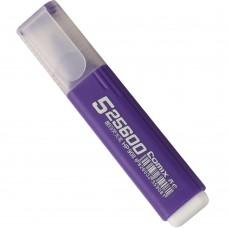 Highlighter Marker Pen Stationery School Supplies,Set Of 10 (Purple)
