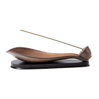 Incense Burner, Incense Holder, Ceramic, Lotus Petal Shape