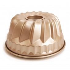 Kugelhopf Mold, Non Stick Bundt Pan, 7-inch 1 Quart Capacity