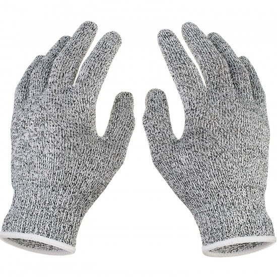 MyLifeUNIT: Cut Resistant Gloves, Level 5 Protection