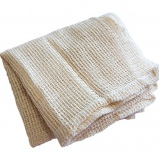 Natural Cotton Steaming Cloth, Non-Stick Steamer Mat
