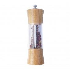 Acrylic Pepper Grinder, Salt and Pepper Mills Grinder (6 Inch)