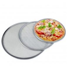 Seamless Aluminum Pizza Screen (1, 10-inch)