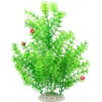 Artificial Aquarium Plants for Fish Tank Decorations Large (Green)