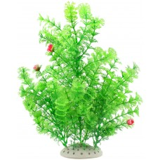Artificial Aquarium Plants for Fish Tank Decorations Large (Green)