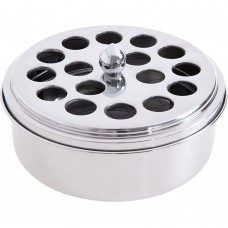 Mosquito Coil Holder, Coil Incense Burner with Mesh Stand
