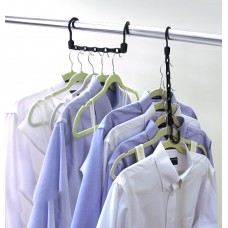 Magic Clothes Hangers, Set of 10