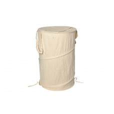 Pop up Laundry Hamper with Handles, Foldable