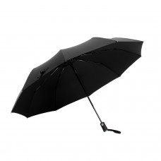 Automatic 10 Ribs Auto Travel Umbrellas, Auto Open and Close Umbrella, 60 MPH Windproof