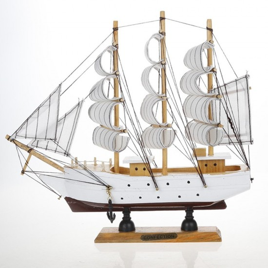 mylifeunit vintage nautical wooden model ships 9 wood