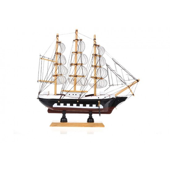Boat Decor Home : Mylifeunit vintage nautical wooden model ships quot wood