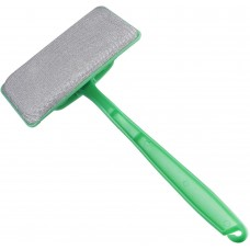 Mesh Screen Cleaner, Window Screen Cleaning Brush Washing Equipment, Detachable Window Cleaner Tool with Wet and Dry Dual-Use