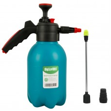 Hand Pressure Sprayer, Spray Bottle with Extension Wand and Adjustable Nozzle for Plants, 68 OZ