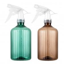 Spray Bottles, Refillable Empty Spray Bottle for Plants, Hair, Cleaning (2 Pack, 16 oz)