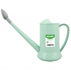 Watering Can for Indoor Plants, Small Watering Pot with Sprinkler Head (1/2-Gallon, Green)