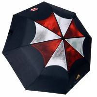Resident Evil Umbrella Corporation Umbrella Folding Compact