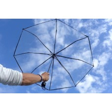Clear Folding Compact Umbrella