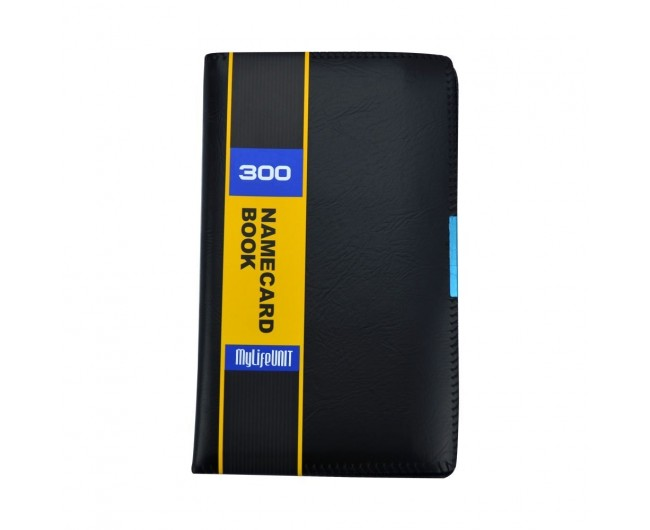 Business Name Card Book Pu Leather Name Card Holder For