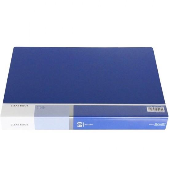 Mylifeunit 60 Pocket Business A4 Sheet Presentation Book