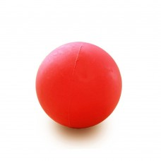 Rubber Red Ball Training Toy Chew Toy for Dogs, Large