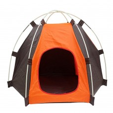 Outdoor Pet Tent, Portable Dog House Pet Camping Tent, Foldable Pet House Tent for Dogs Cats