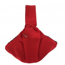 Small Pet Sling Carrier Bag for Small Dog, Outdoor Reversible Shoulder Carrying Bag